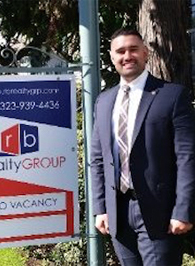About Us photo of Jose Alvarado - Property Manager of RB Realty Group